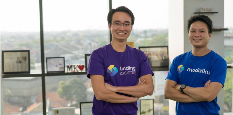 P2P Lending Platform Funding Societies Surpasses SGD 1 Billion in SME Lending