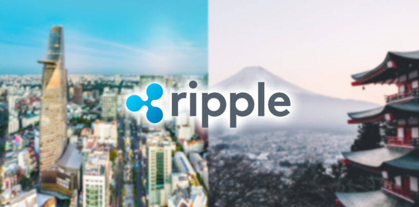 Ripple Partners SBI Remit to Launch Blockchain Remittance Between Japan and Vietnam
