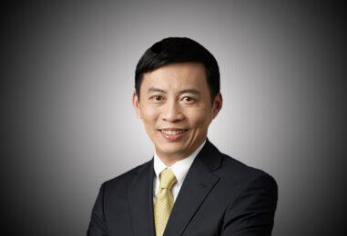 NETS CEO Jeffrey Goh Steps Down