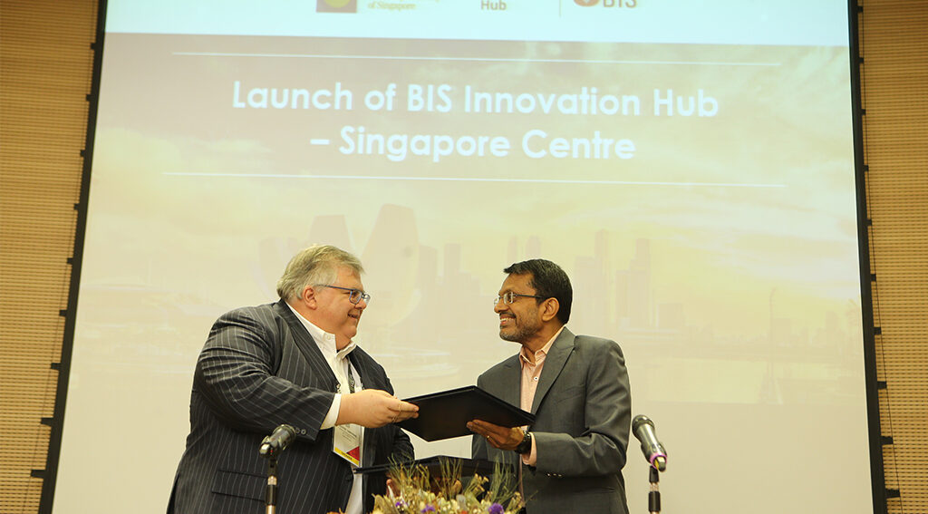 New BIS Innovation Hub Centre in Singapore to Develop Solutions to Benefit the Financial System