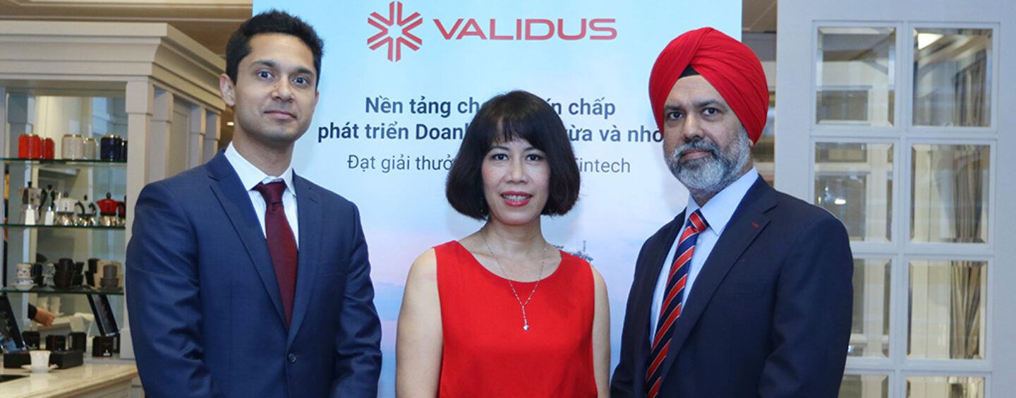 Validus Enters Vietnam and Starts a Financing Platform for Vietnamese SMEs