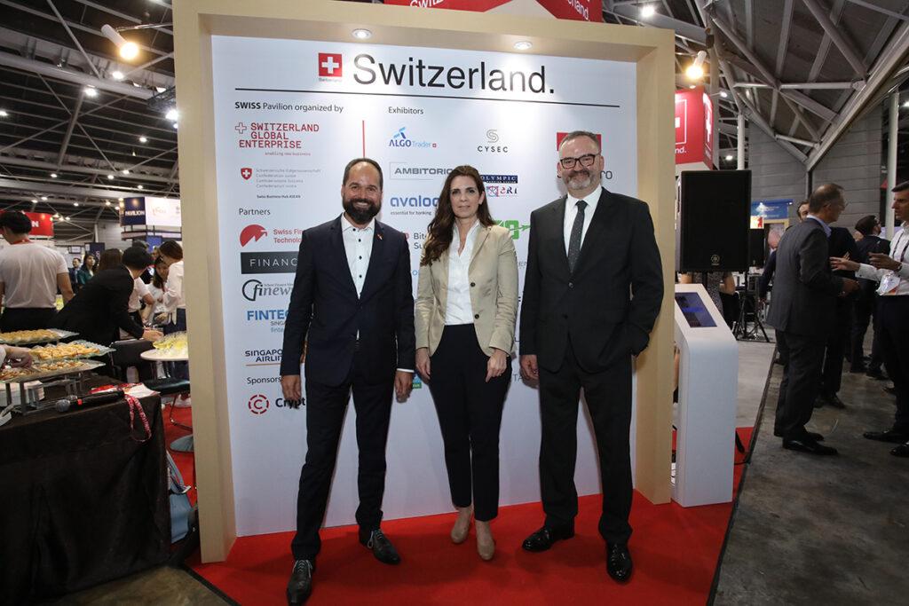 Swiss Fintech Delegation