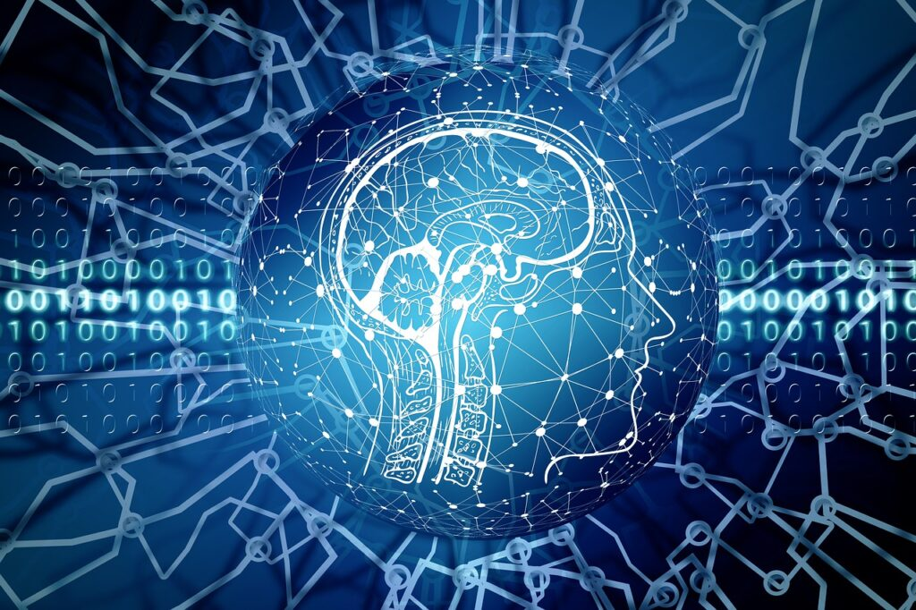 Artificial intelligence brain Pixabay