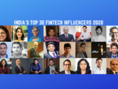 India's Top 30 Fintech Influencers 2020