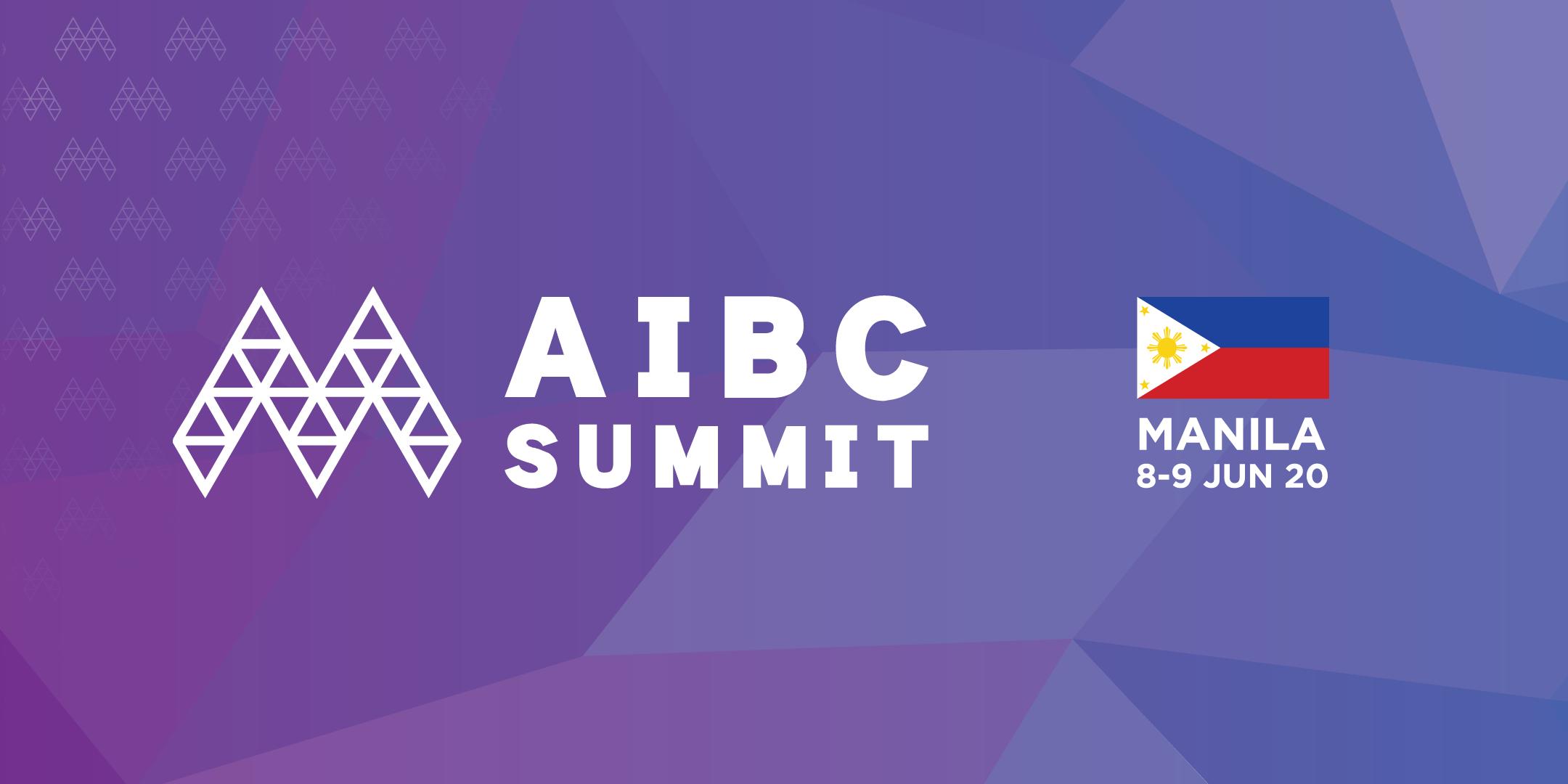 AIBC Summit Manila 2020