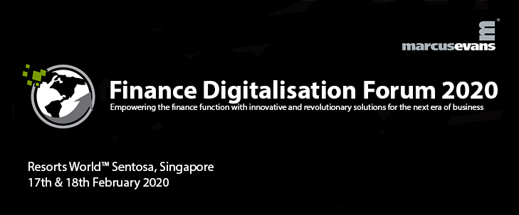Finance Digitalisation Forum 2020