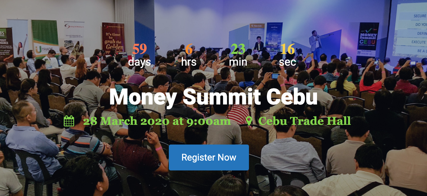 Money Summit & Wealth Expo 2020