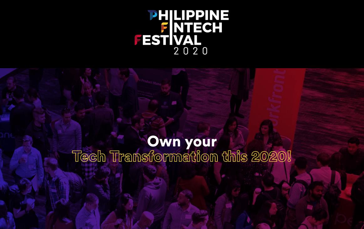 Philippines Fintech Festival 2020