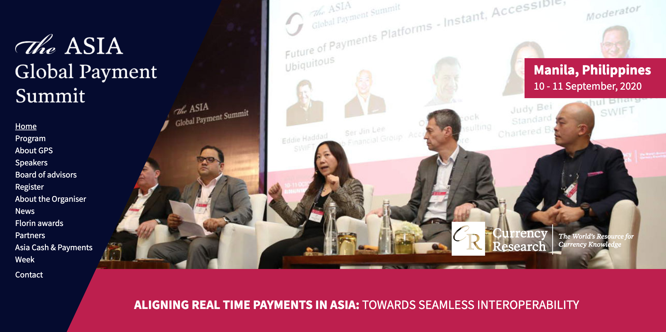 The Asia Global Payment Summit 2020