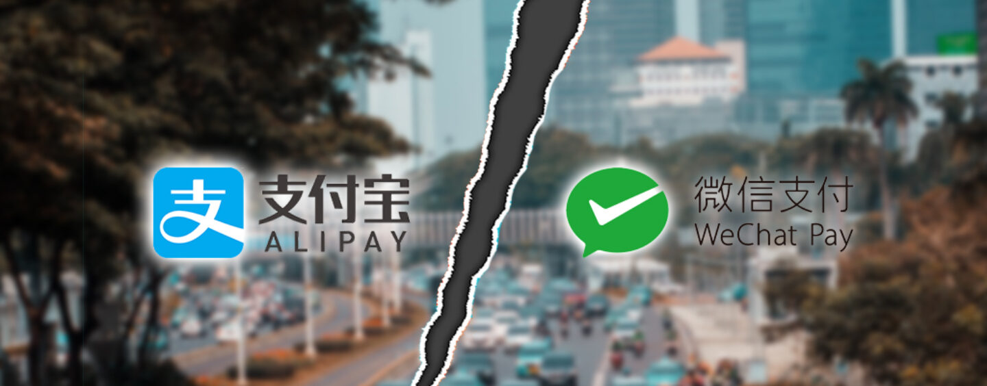 Indonesia's is WeChat Pay and Alipay's Next Battleground