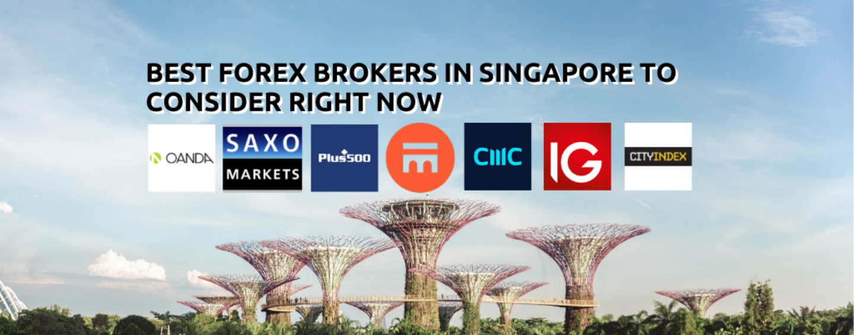 Broker Forex Singapore