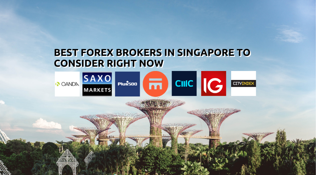 Best Singapore Forex Brokers By Spreads + Fx Platforms