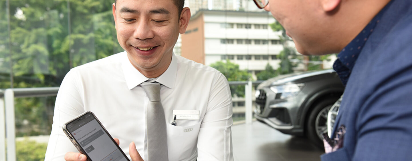 OCBC Bank Enables Instant Car Loan Approvals