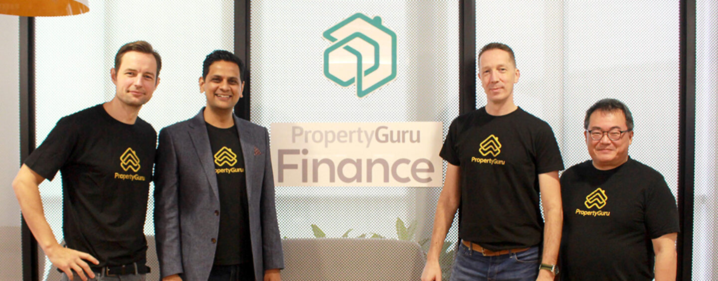 PropertyGuru Launches Mortgage Marketplace