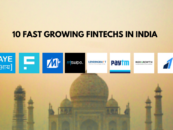10 Fastest Growing Fintechs in India According to IDC