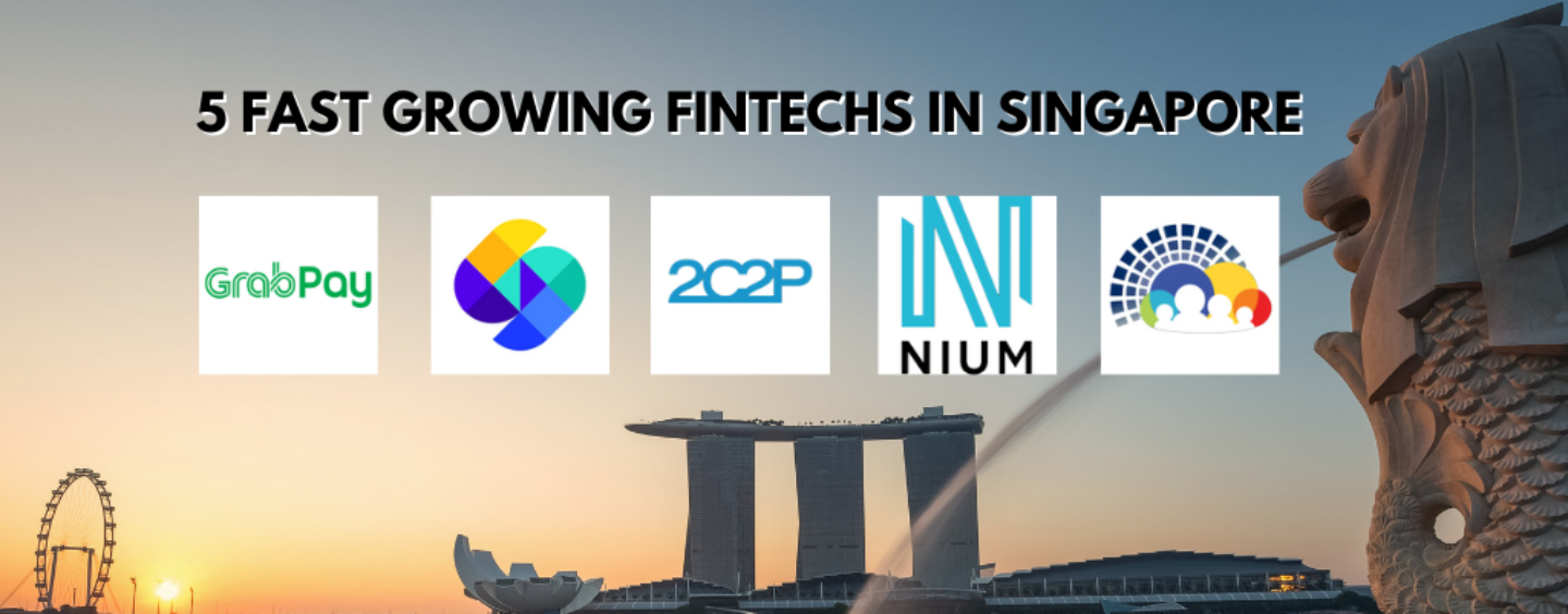 5 Fast Growing Fintechs in Singapore According to IDC