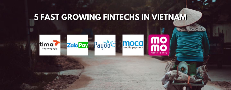5 Fastest Growing Fintechs in Vietnam According to IDC