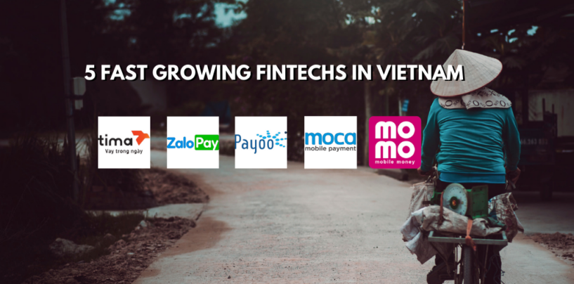 5 Fastest Growing Fintechs in Vietnam According to IDC