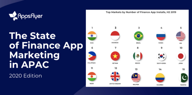 The State of Finance App Marketing:  Finance Apps on the Rise in Southeast Asia