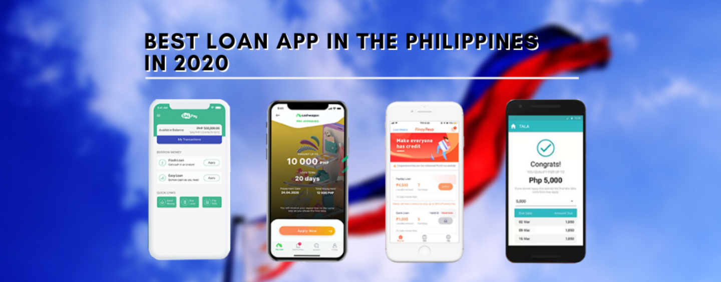 Best Loan Apps in the Philippines in 2020