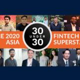Forbes 30 Under 30 Asia 2020's Fintech Superstars