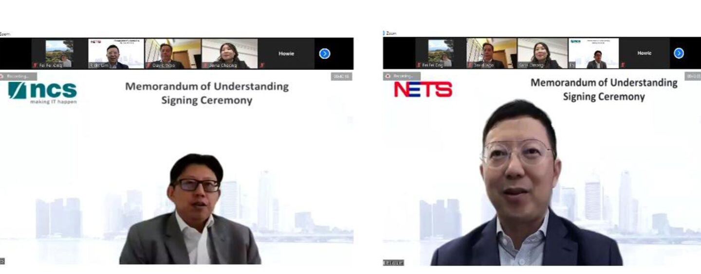 Singtel's NCS Partners NETS to Develop New e-Payment Platform for Central Banks in Asia Pacific