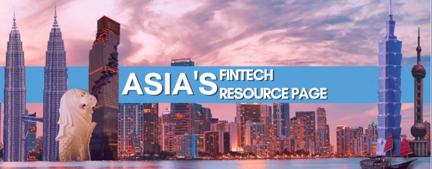 Fintech Resource For Asia