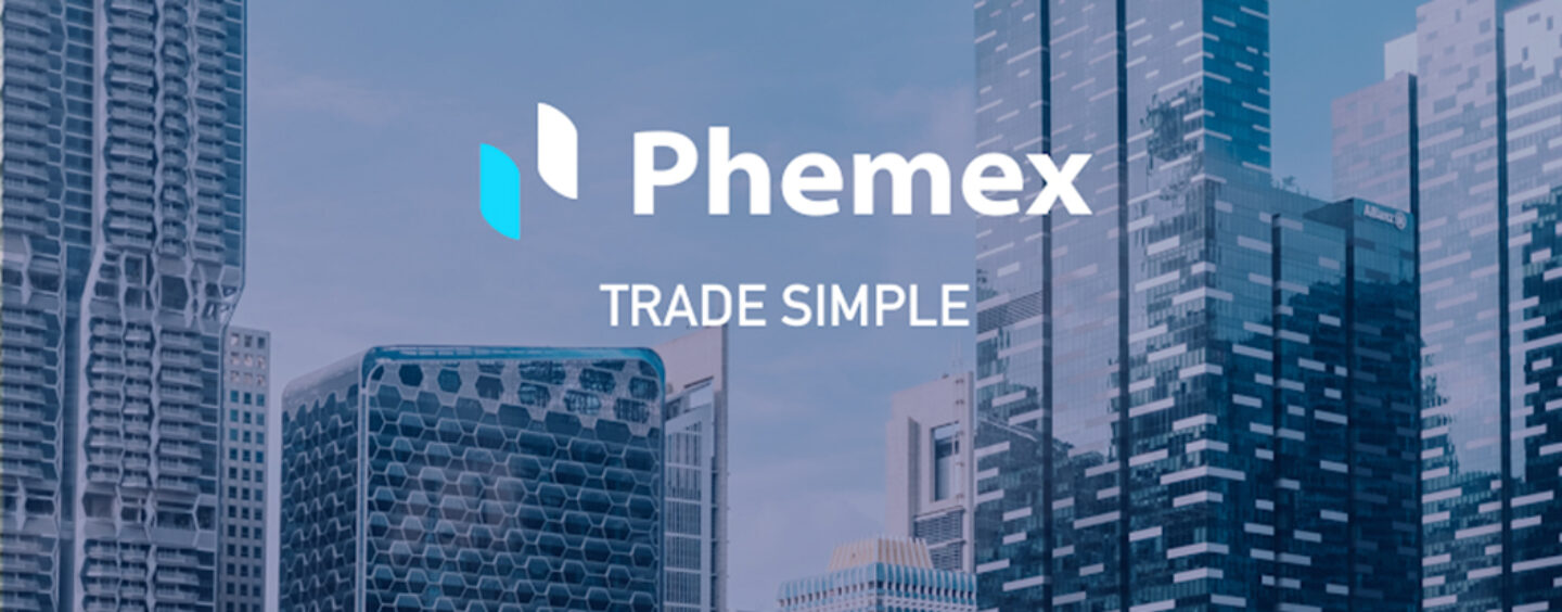 Phemex to Launch First Ever Zero-Fee Trading Option as Crypto Market Heats up Ups