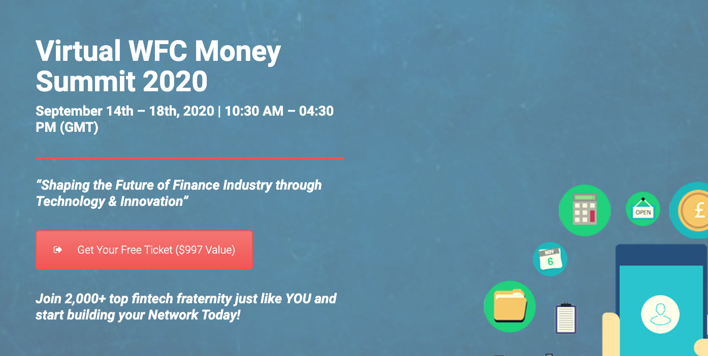 Virtual WFC Money Summit 2020