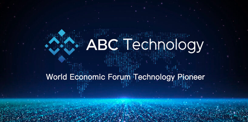 ABC Technology Recognised as Technology Pioneer by  World Economic Forum