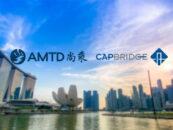 AMTD Group Acquires Majority Stake in Blockchain-Powered Securities Exchange Capbridge