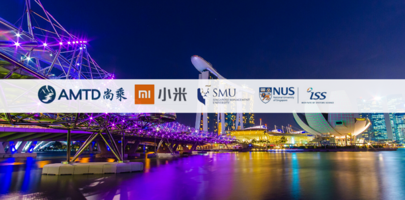 AMTD & Xiaomi Finance Pours S$ 5M in Fintech Programme with Singaporean Universities
