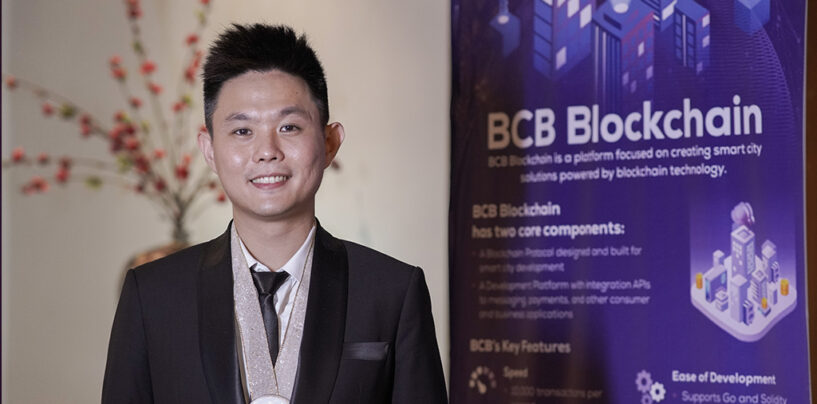 BCB Blockchain Announces US$15 Million Grant  for Asia's Tech and Blockchain Startups