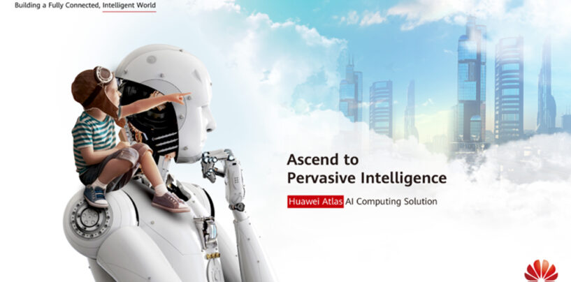 Huawei Ascends Technology in an Intelligent Era: Winning with an Ecosystem