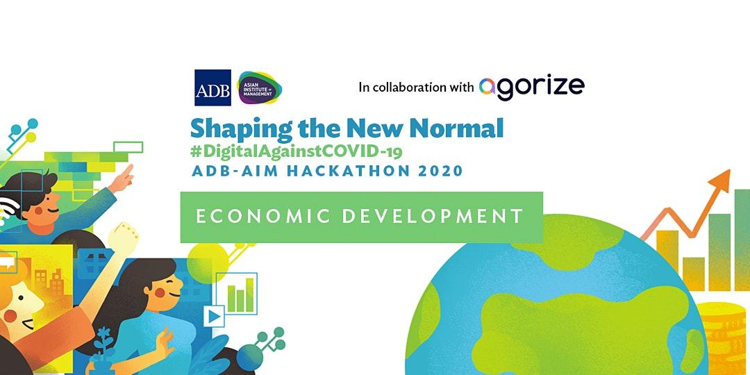 ADB-AIM Hackathon 2020- Shaping the New Normal