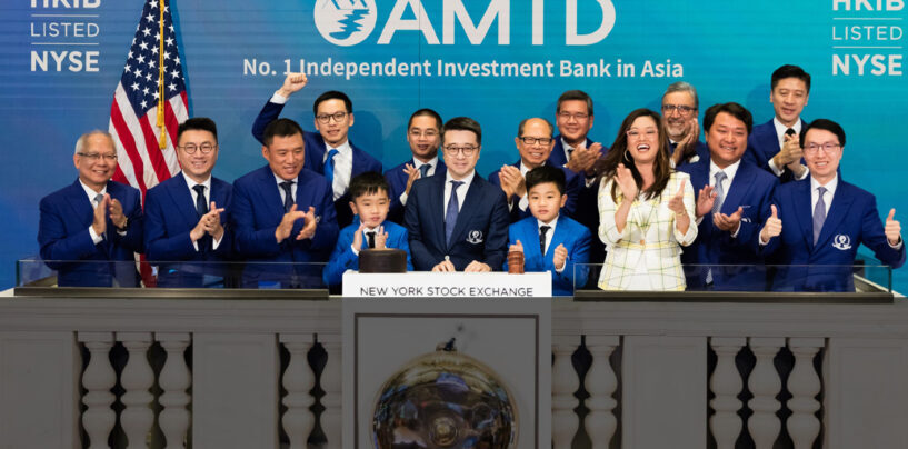 AMTD Announces a Flurry of Partnerships and the Name of Its Digibank