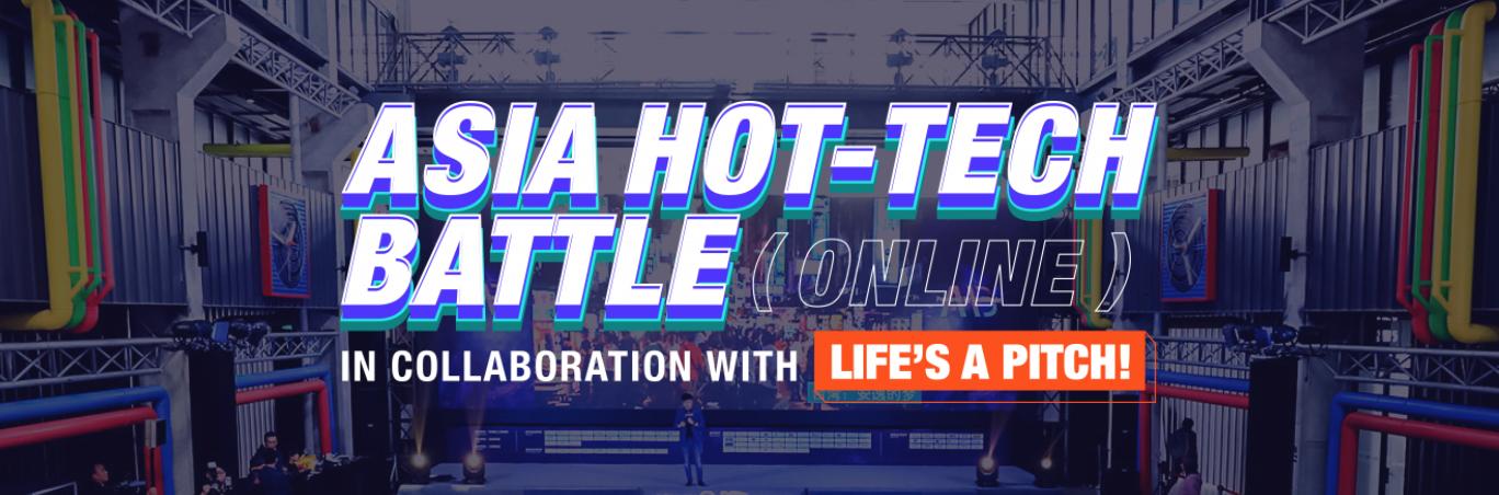 Asia Hot-Tech Battle