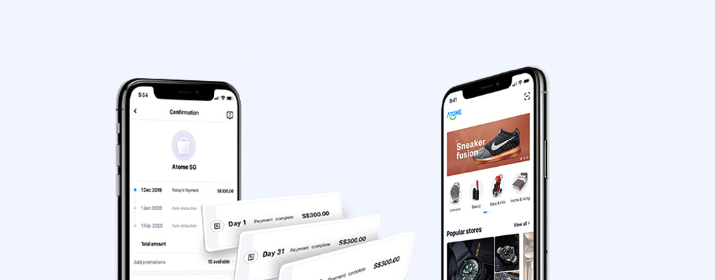"Advance.AI's Atome Launches ""Buy Now, Pay Later"" Solution in Singapore"