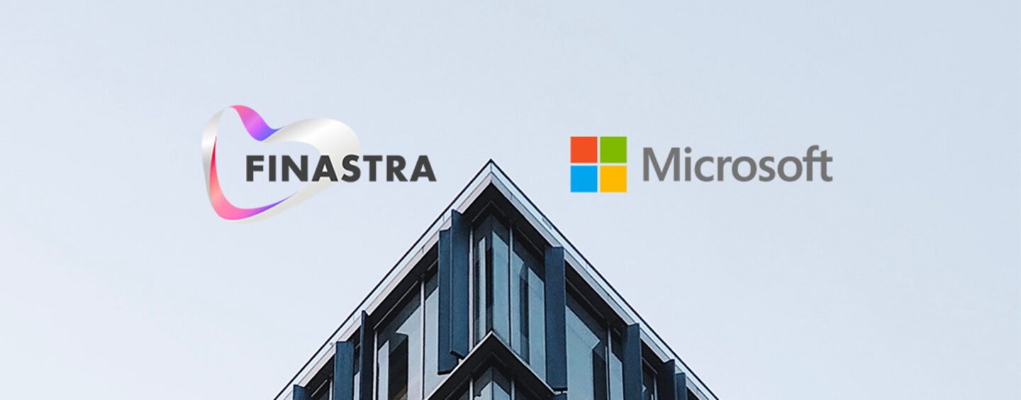 Finastra and Microsoft Enters in Global Partnership in Digital Push for Financial Services