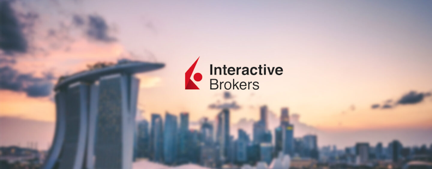 Interactive Brokers Group Opens Singapore Office