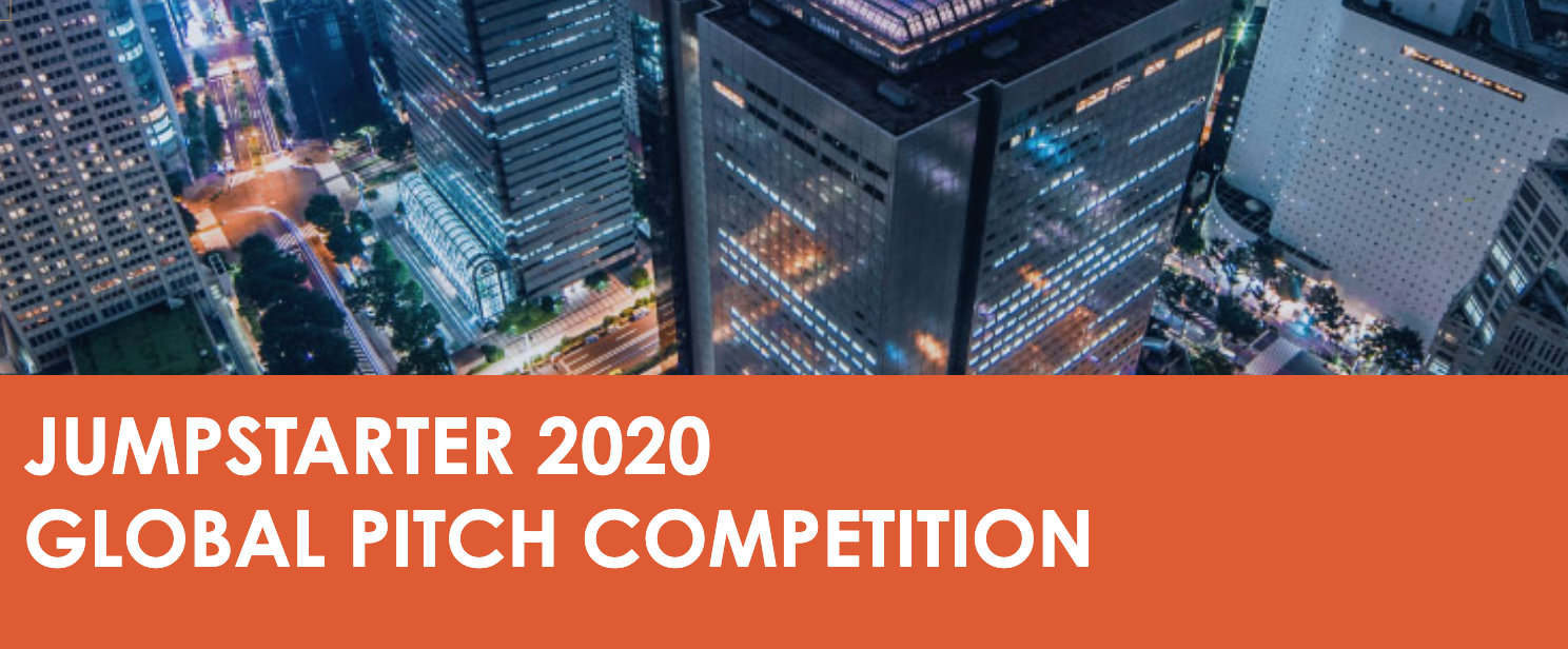 Jumpstarter Global Pitch Competition 2020
