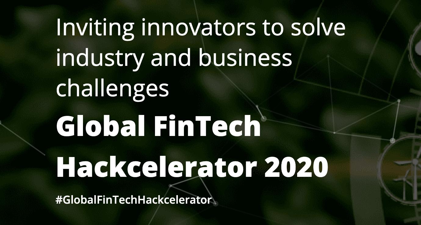 MAS Global Fintech Hackcelerator 2020