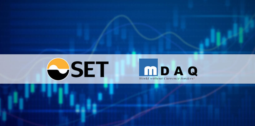 Thailand Stock Exchange Partners With M-DAQ for Real-Time Stock Prices in 10 Currencies