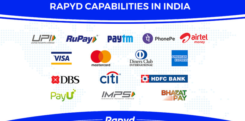 Rapyd Enters India Through Partnerships with Paytm and Other Major Players