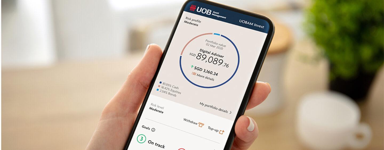 UOB Launches Robo-Advisor for Retail Investors in Singapore