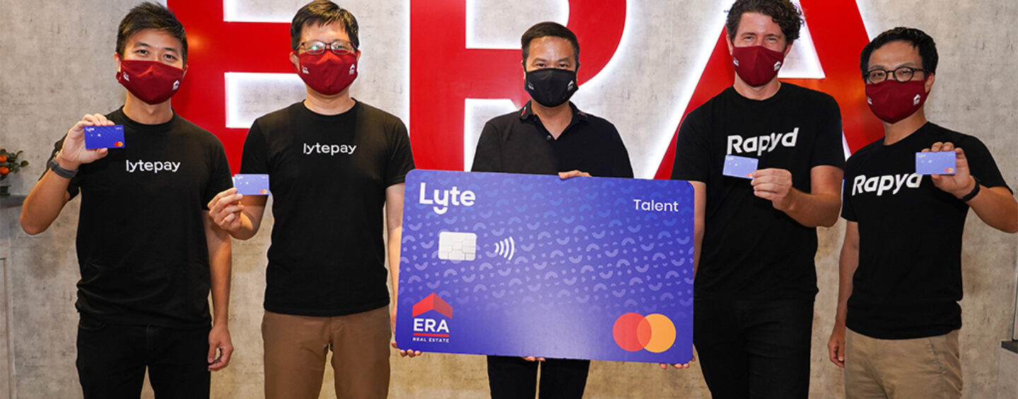 Rapyd Partners ERA and LytePay to Launch E-Wallet for Real Estate Salespersons