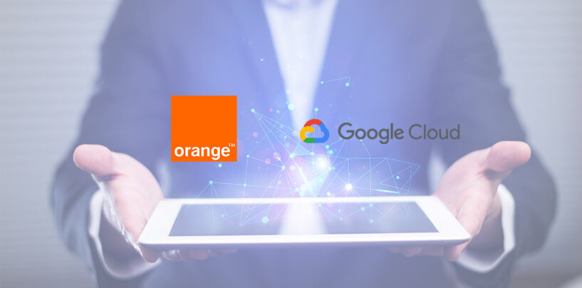 Google Cloud Partners French Telco Orange For Data, AI and Edge Computing