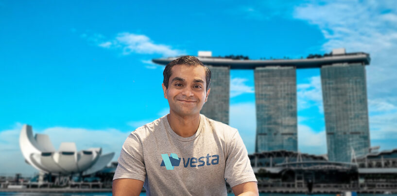 Singapore's EDBI Makes Strategic Investment in Vesta to Fuel Its APAC Expansion