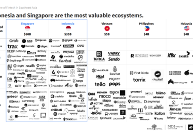 A Booming Fintech Investment and Exit Landscape in South East Asia