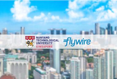 Flywire Develops Digital Payment Platform for NTU Singapore's International Students